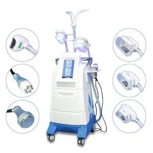Machine de perte de poids cryo de haute qualité à 360 degrés minceur RF à ultrasons Cavitation ultrasonique FRAGE MACHIN