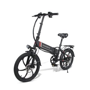 20 Inch Samebike 20LVXD30 Folding Electric Bike Electric Bicycles 350W 48V Max Speed 35KM H Adults Electric Bicycle Scooter