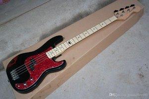 Nuova chitarra personalizzata della chitarra di precisione della chitarra di precisione 4 corde per chitarra elettrica in magazzino. @ 27.