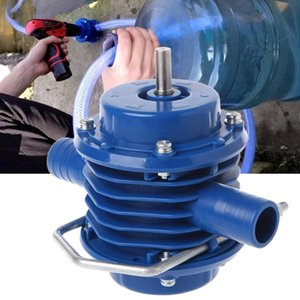 Water Pump Heavy Duty Self-Priming Hand Home Garden Centrifugal boat high Low Pressure pressurefor electric drill