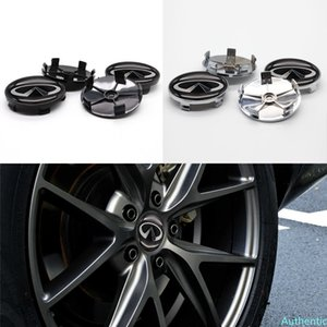 Car wheel cover, wheel center cover, 4pcs 68mm, used for Infiniti-customized car modification parts, exquisite modification