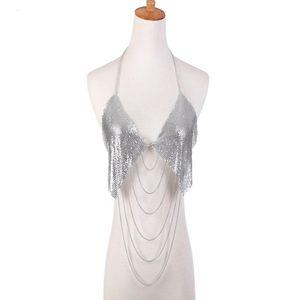 Fashion classic ladies clothing shiny sexy bra accessories combination M3XU