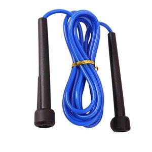 Quick pulando corda plástica de borracha com pêlo pequeno PVC CN (origem) unisex saltar cordas