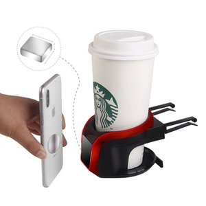 Car Air Conditioning Vent Cup Drink Holders Vehicle-Mounted Magnet Phone Multifunctional Fixed Hanging universally