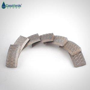 DC-XDSCB03 X shape diamond core drill bit segments 24x4.5x10mm wet drilling for concrete