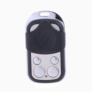 Alarm & Security Universal Copy Remote Control 433.92M Metal Wireless 4 Key Garage Door For Car Fob Duplicator Auto System