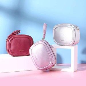 Popularweichen Forever Young New 2021 الكورية رسول بسيطة تنوع المرأة كتف حقيبة الهاتف المحمول واحد