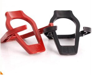 Black red Plastic Pipe Holder Base folding stand Smoking Accessories Filter Cartridge Tobacco Cigarette Holders