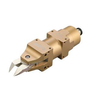 Vlashin Haute Quality LF-10-ZS4 Tungsten Lame de lame en acier Pièce découpeuse à air pneumatique pneumatique ciseaux