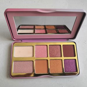12pcs stock Tickled Peach Mini Eyeshadow Make Up Palette Holiday Chirstmas 8color