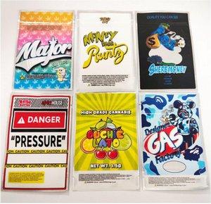 Nuovo Flamin Hot Runtz Jokesup 3.5G Marathon OG Borsa Runtz Grosties Zourz Odore Proof Packaging per 10 tipi Borsa Mylar Bags Borse Mylar Edibles Packa