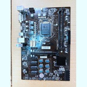 B250 Mining Expert Motherboard LGA-1151 ATX 12V 19GPU GPU Minings Apoio Mainboard RX580 8GB RX5700XT GTX1660SUPER RTX3060TI
