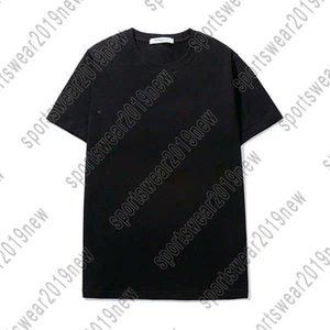 Männer Frauen Designer T-Shirts GVC Pullover Baumwolle Mann Casual Sports Berühmte Unisex Luxurys Kurzarm Herren T-Shirts Drucken Besatzungsausschnitt Umkehrungsbrief # Yhcnevig # S-2XL