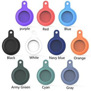 straps Multifunctional use Colourful Silicon For Apple Air Tag cases DHL send