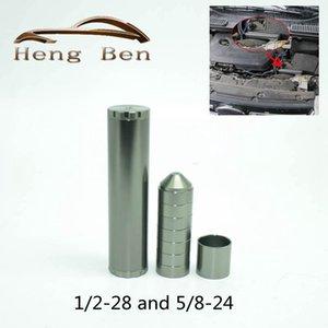 6 inch Cone Aluminum 1 2-28 FOR NAPA 4003 WIX 24003 Car Fuel Filter 1X7 Car Solvent Trap