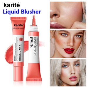 Kiss beauty Blush Liquid Blusher Long-lasting Easy to Wear 15ml Natural Non-decolorization
