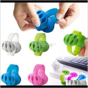 Sile Cable Clip Line Desk Clips Headphones Winder Data Organizer Wire Cord Cable Holder Clips Desk Organizer Cable Holder Clip For Php Ngrpo