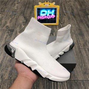 Balenciaga Socks shoes KLASSISCHE ANKUNFT PLATTFORM SOOKEN SCHUHE HERREN CHAREN SOOKEN FROIZEITSCHUHE VIRITE THRIPLER SCHWARZ WEIß STIETEL SPORT SPORT FLACHENCHUHE O