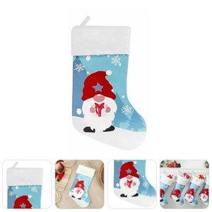 Men's Socks Adorable Christmas Decorative Sock Pendant Tree Hanging Decor