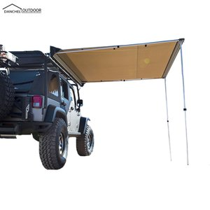Danchel сторона тента крыши верхнее тент для автомобиля 4WD водонепроницаемый боковой автомобильный палатка Sunshelter