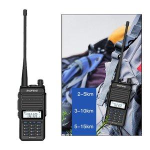 Walkie Talkie Baofeng Powerful 2 Way Radio Talkies Interphone 128 Channel