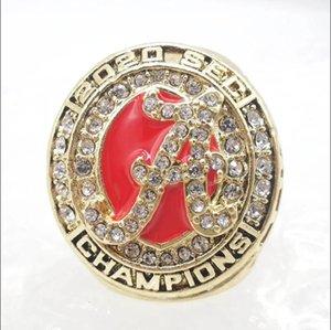 Чемпионат Национальной лиги Чемпионат Алабама Кольцо Сплава Алмазные Набор Ювелирных Изделий