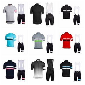 RAPHA custom made Cycling Short Sleeves jersey Men's summer breathable wind and sports Jersey free delivery S51407