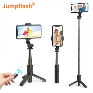 Selfie Monopods Mini Portable Bluetooth Stick Foldable Tripod Monopod With Fill Light Wireless Remote Control For Vlog Video Live