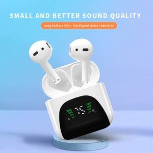 New Heavy Wireless Bluetooth Headphones Sports TWS Stereo Headset Digital Mini