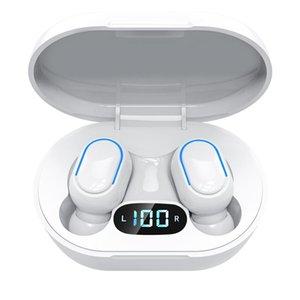 Noise cancel ANC TWS Earphones Rename pro pop up window Bluetooth Headphone auto paring wireless Charging case Earbuds