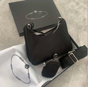 Novos bolsas de ombro bolsas de alta qualidade saco crossbody saco de coração decoração de tarpaulin nylon bolsa de compras por atacado