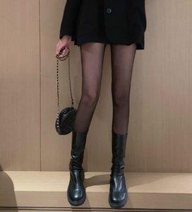 Blocking pantyhose silk stockings hook bikini spring and summer stripping t crotch toe transparent