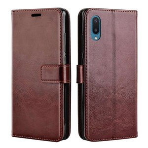 housing Flip Leather Back Cover Telephone Case Up For Galaxy A02 An 02 A022F 6.5''