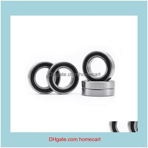 Bearings Replacement Parts Industrial Supplies Mro Office School Business & Industrialmr115Rs Mr115-2Rs Mr115 Rs 2Rs 5X11X4 Mm Rubber Sealed