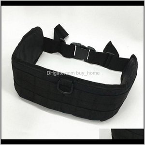 Safety Athletic As Sports & Outdoors2021 Style High Quality Outdoor Tactical Padded Adjustable Waist Support Combat Army Battle Belt For Mens