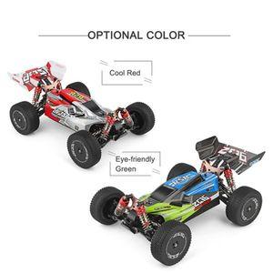 Wltoys xks 144001 rc سيارة 60kmh عالية السرعة 1/14 2.4 جيجا هرتز rc buggy 4wd سباق الطرق الوعرة سيارة الانجراف rtr عن بعد لعبة التحكم عن بعد