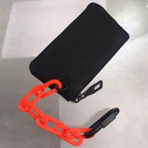 Sikke Çanta Erkek Kadın Kart Sahibinin Cüzdan Çanta Deri Cüzdan Para Kılıfı En Kaliteli Anahtar Zincirleri Moda Cüzdan Mini Çanta Pochette Accessoires