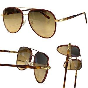 Summer Sunglasses For Women style 181 Anti-Ultraviolet Retro Plate Oval Full Frame Special design Eyeglasses Random Box