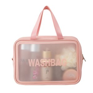 Beauty Cosmetic Bag High Quality Travel Cosmetic Organizer Zipper Portable Makeup Bag Designers Trunk Cosmetic Bags