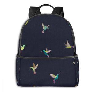 حقيبة الظهر 2021 الطائر الطنان كولاري الأطفال الظهر حقيبة مدرسية كتاب حقيبة أطفال مدرسة فتاة فتى