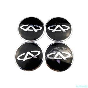 Creative Car Hub Center Badge Stickers Auto Parts Decoration for Chery Fulwin Arrizo QQ Tiggo 3 5 T11 A1 A3 A5 Amulet M11 Fora