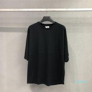 2021 Мужские Женщины Дизайнеры Футболка Мода Мужчины S Повседневная T Рубашки Человек Одежда Улица Дизайнер Шорты Рукава Одежда Thishirts 20ss