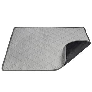 Kennels & Pens Summer Cool Cushion Muli-function Pet Pad Anti-slip Indoor Dog Urine Supplies (Size S)