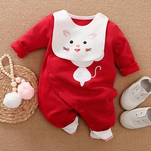 Baby Girl Clothes Long Sleeve Outfits Cat Costume Children Overalls Newborn Boy Rompers Onesie Infant Jumpsuits Babygrow Thing