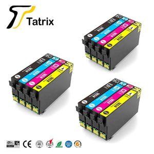 Ink Cartridges Tatrix NA T812 XL Cartridge For 812XL Printer Compatible WorkForce EC-C7000 WF-7820   WF-7840.
