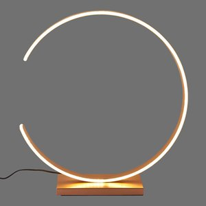 Bedside Eye Protection Table Lamps Modern Office University Dormitory Living Room Desk Night Lights Creativity Lighting Indoor Table-Lamps
