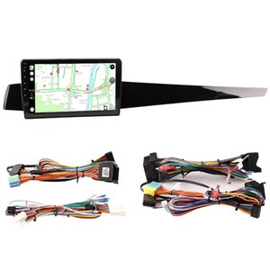 Car Navigator For Renault latitude 9.66 Inch Stereo Bluetooth IPS DSP Multimedia Player GPS Navigation