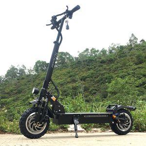 FLJ T113 YÜKSELTME 60 V 3200W İkili Motorlu Elektrikli Scooter Off Yol Lastik Yetişkinler için - 32AH Koltuk