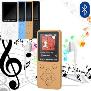Портативный Bluetooth MP3 MP4 Player Color Screen FM Radio Video Games Movie Plays
