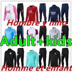 survetement algerie Lyon Lyonnais lyon maillot algeria kids 2021 Survêtement de football tracksuit pour homme survetement foot enfant